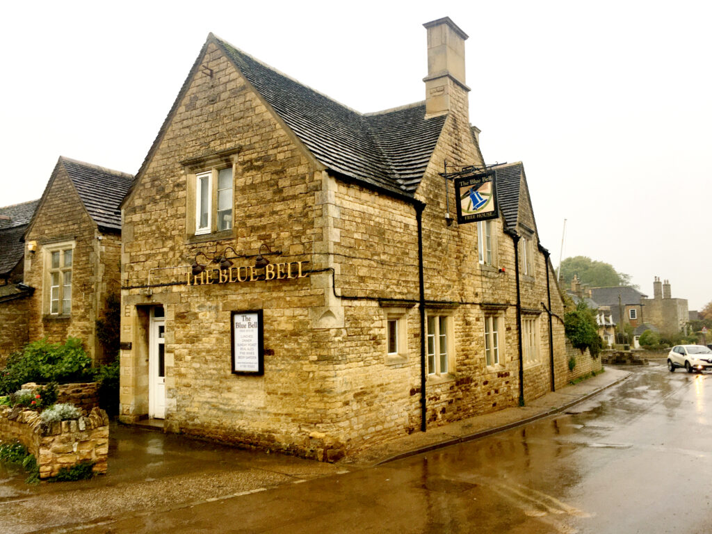 The Blue Bell - Easton on the Hill, Stamford