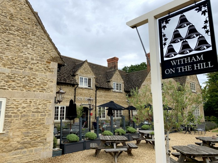 The Six Bells – Witham on the Hill, Lincs