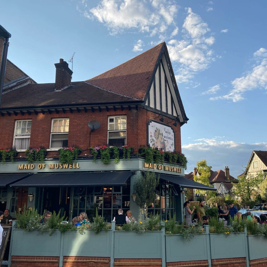 The Maid of Muswell
